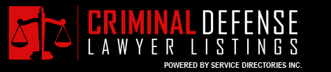 Criminal Defense Lawyer Listings