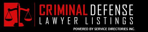 Criminal Defense Lawyer Listings